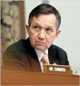 The no vote of Representative Dennis J. Kucinich when the House last voted on a health bill did not much matter. Now it might.